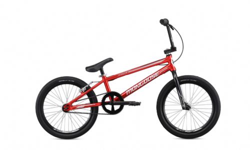 2020 Mongoose Title Pro XL - Red